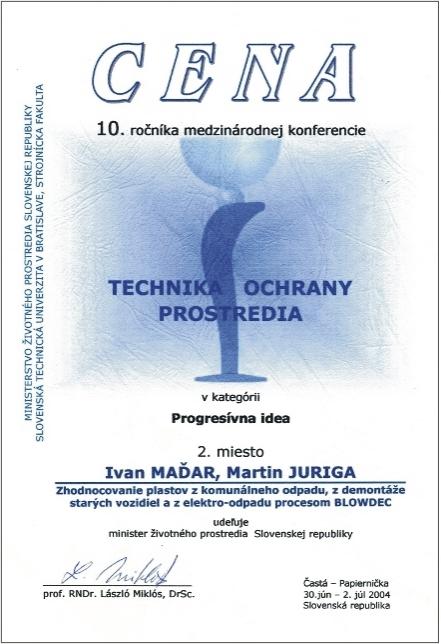 cena 2004